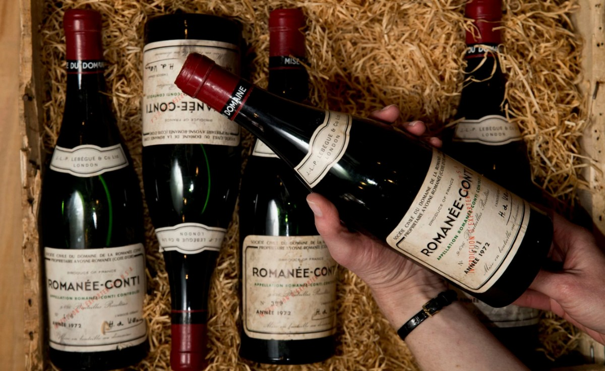 A wine heist plagues Paris, as 150 bottles of wine worth $675k are stolen from a Michelin-starred restaurant