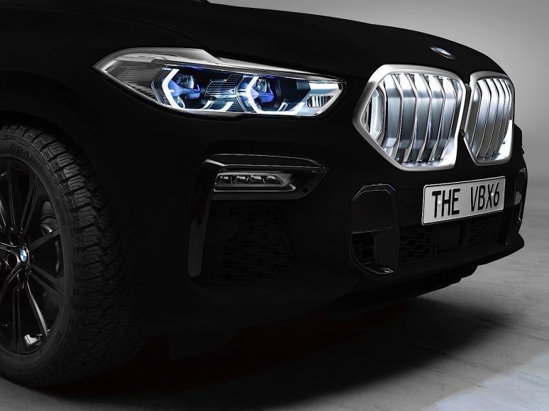 BMW X6 Worlds blackest black (3)