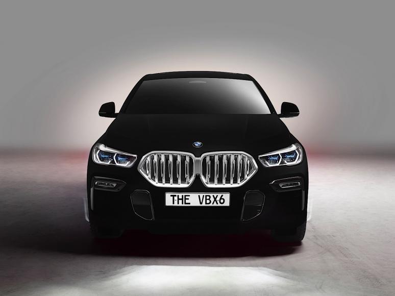 BMW X6 Worlds blackest black (4)