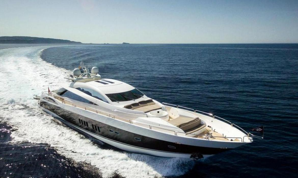 Party like 007 - The iconic Casino Royale yacht from the 2006 James Bond hit is available for charter -