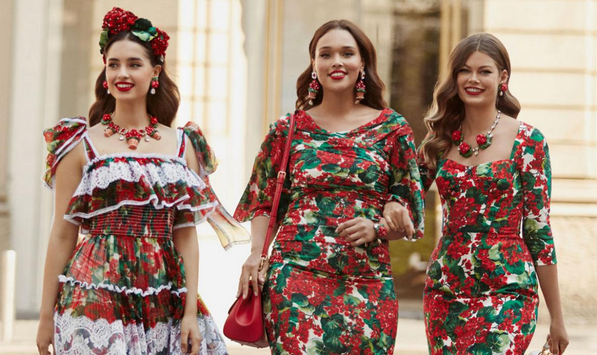 Let's Applaud Dolce & Gabbana for becoming the First Luxury Fashion House to extend its Size Range -