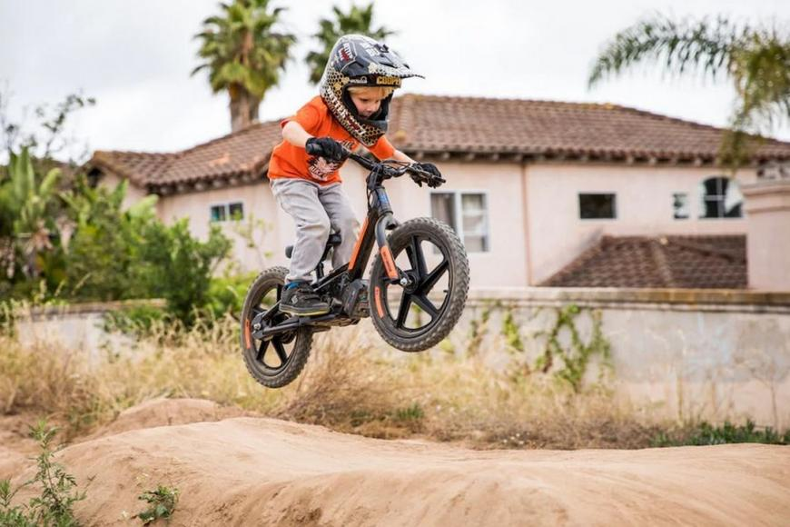 Harley-Davidson Electric Balance Bike is great for safe and secure riding -