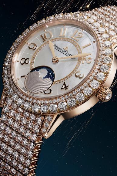 Jaeger-LeCoultre Dazzling Rendez-Vous Moon timepiece (3)