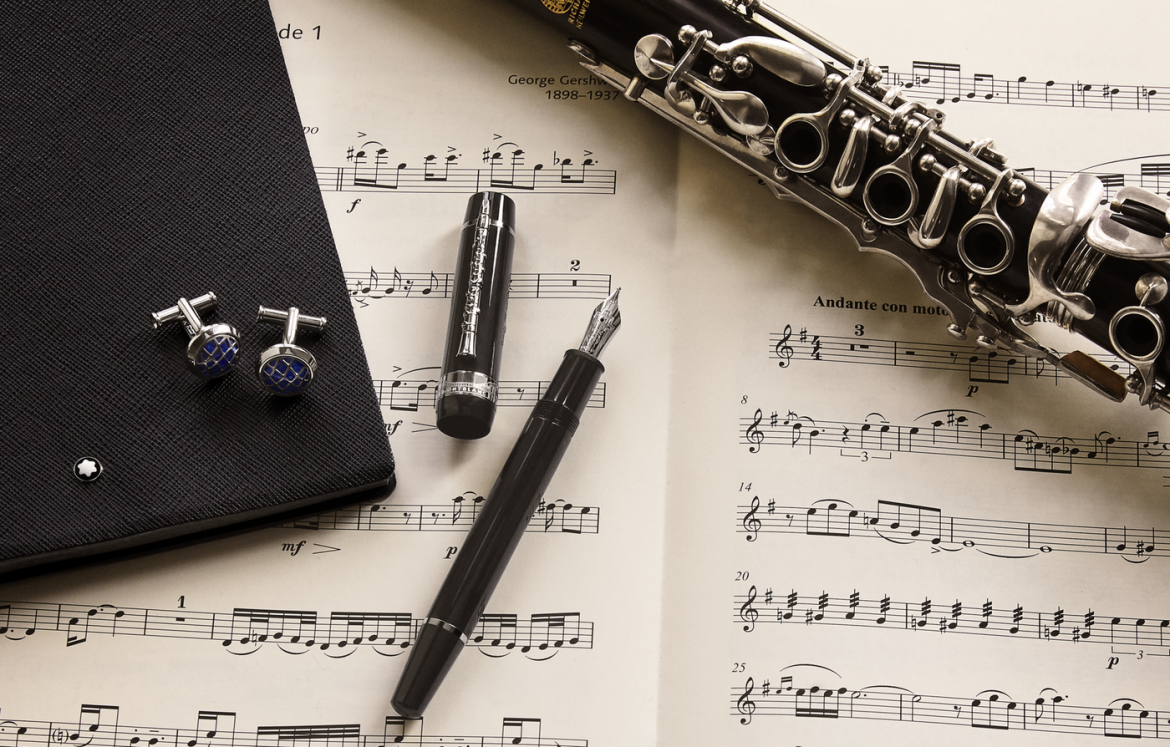 Montblanc's latest donation pen pays homage to the grand legacy of George Gershwin -
