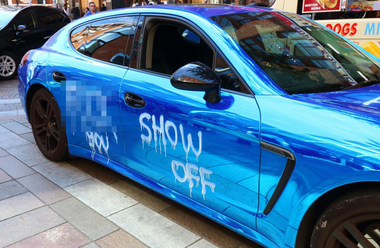 UK-based businessman's $130,000 Porsche vandalized days after his BMW M4 was stolen -