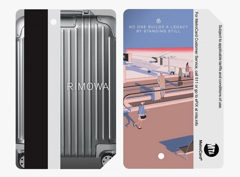 Rimowa limited-edition Metro cards NYC subway (2)