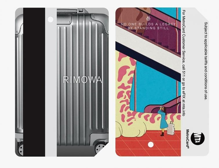 Rimowa limited-edition Metro cards NYC subway (3)