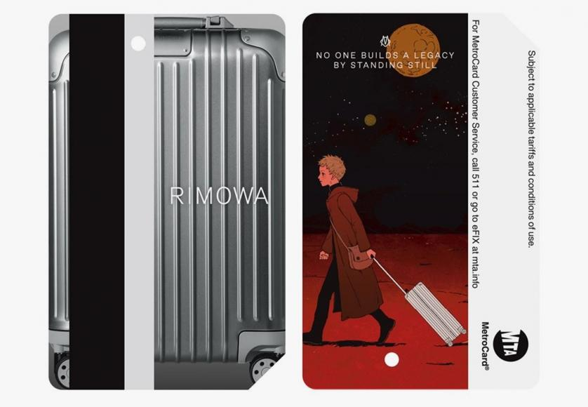 Rimowa limited-edition Metro cards NYC subway (4)