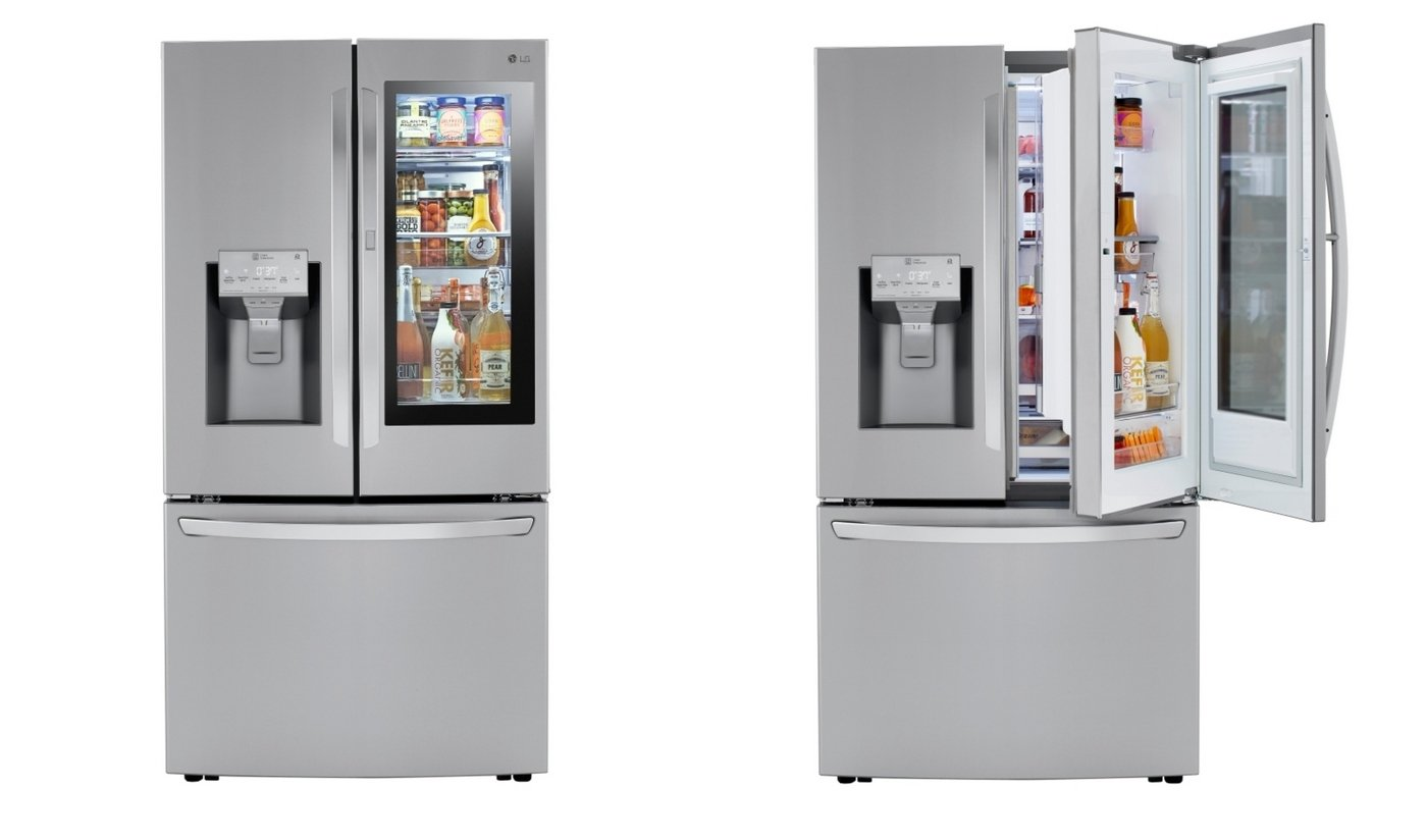Just for cocktail lovers – LG's new $4400 fridge makes slow-melting round 'craft ice'