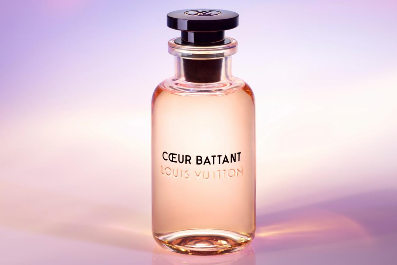 Louis Vuitton unveils the Coeur Battant - A new floral perfume for women -