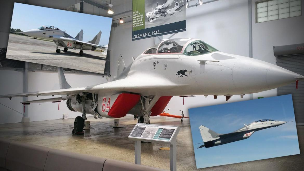 Microsoft co-founder Paul Allen's incredible Mig-29 Russian fighter jet is up for sale -