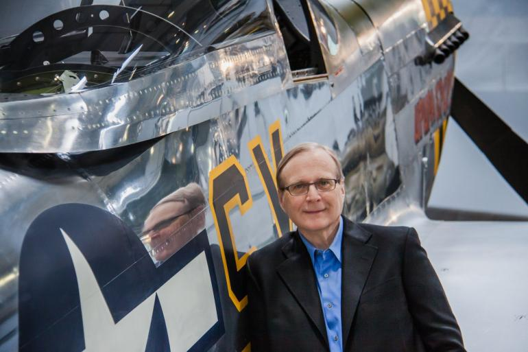 Microsoft co-founder Paul Allen's incredible Mig-29 Russian