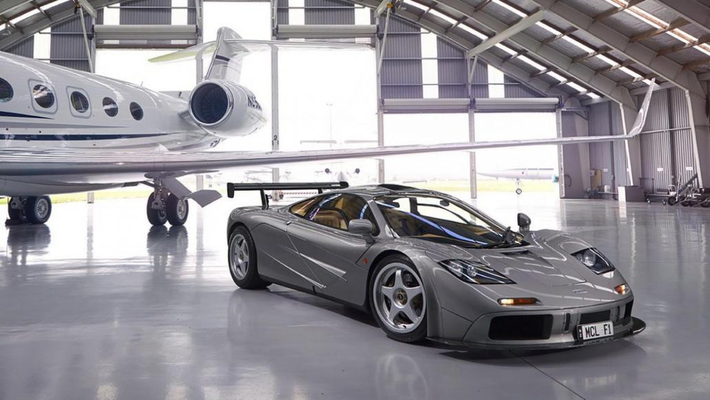 One of the rarest McLaren F1s could sell for $23 million at the upcoming RM Sotheby's auction -