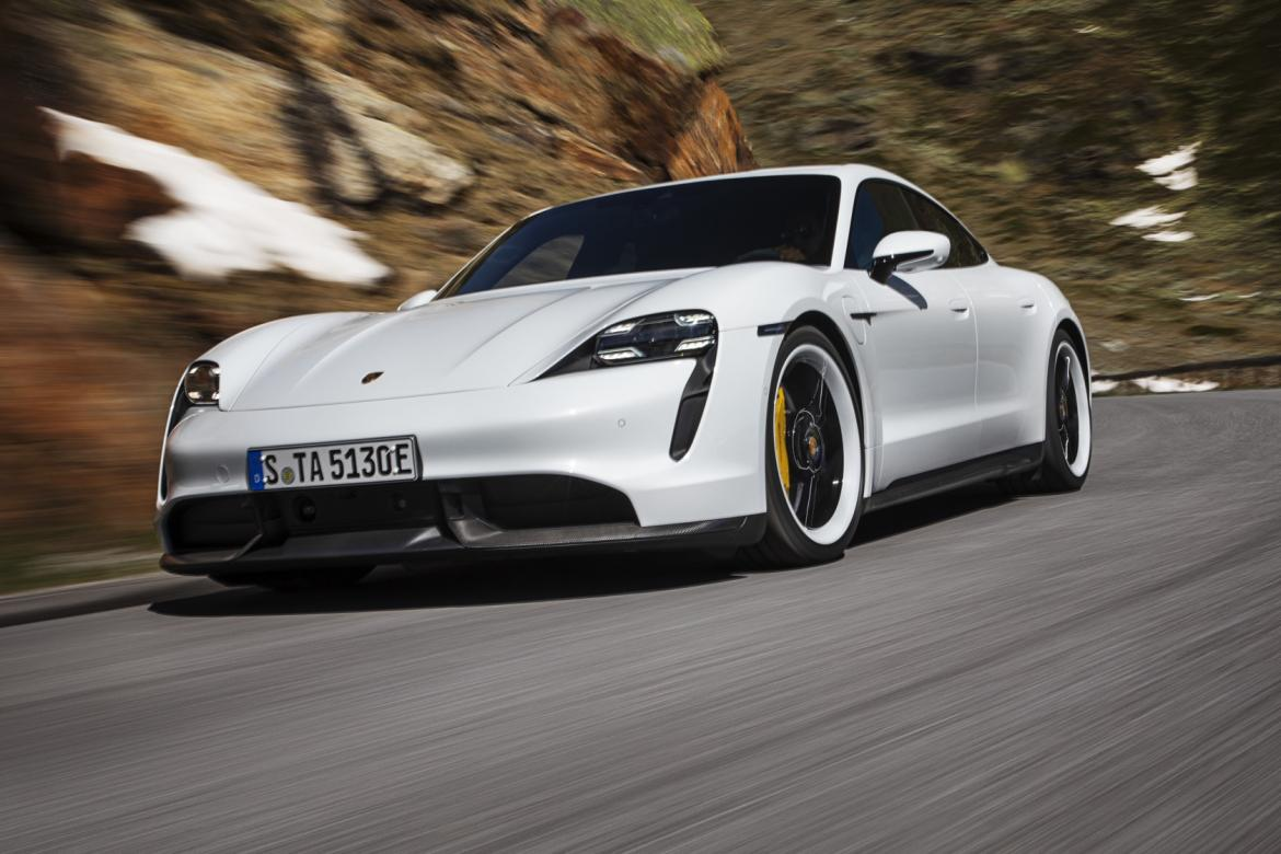 5 things that make the Taycan not just a different Porsche but a revolutionary car as well -