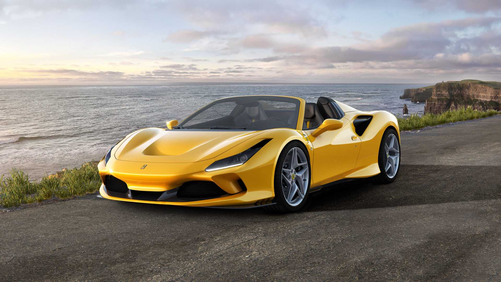 2020 Ferrari F8 Spider debuts with 710 horsepower and a 211mph top speed