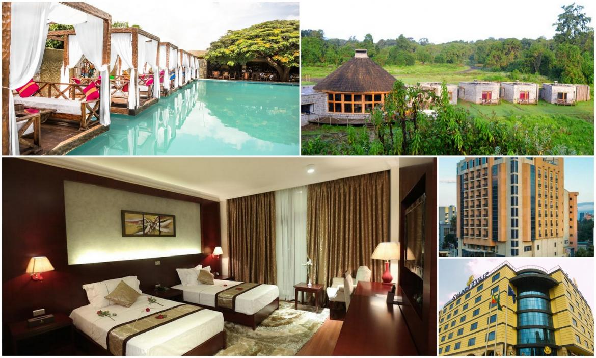 The 5 best hotels in Ethiopia -
