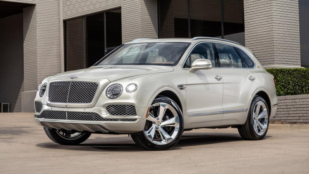 Bentley Bentayga Stetson Edition is a Texan-style ultra-luxurious special edition for cowboys -