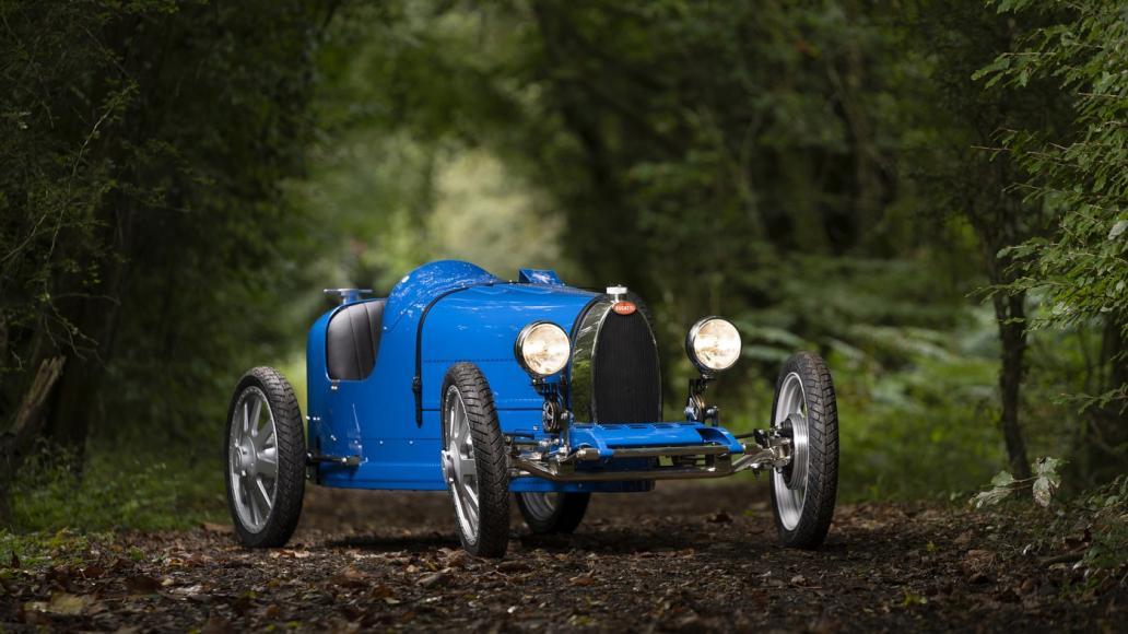 Bugatti Baby II electric car (1)