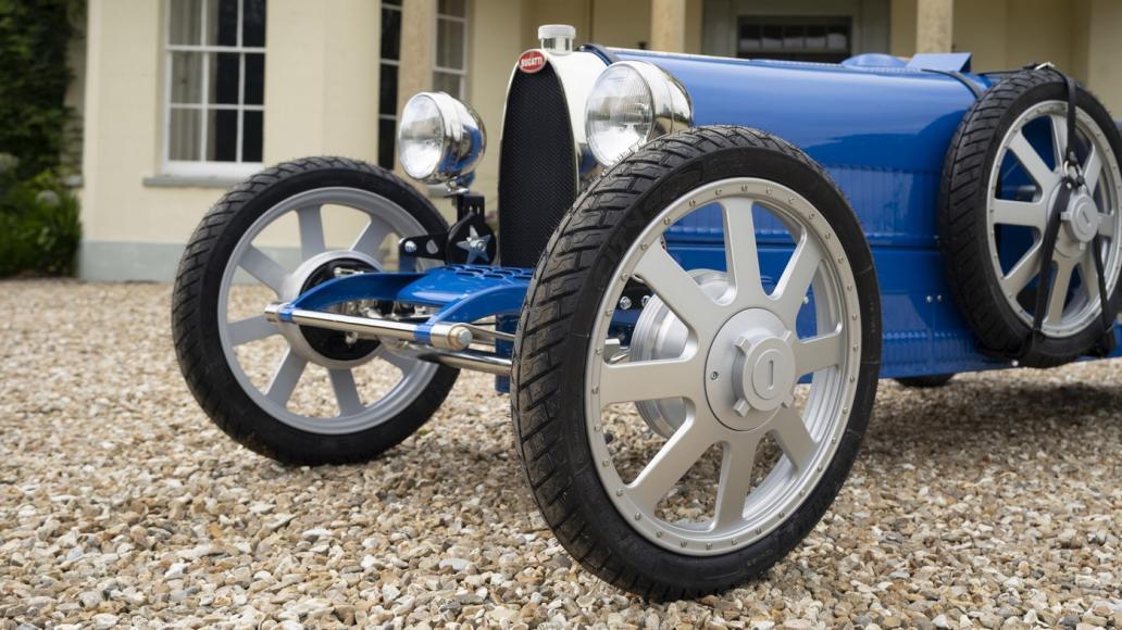Bugatti Baby II electric car (2)
