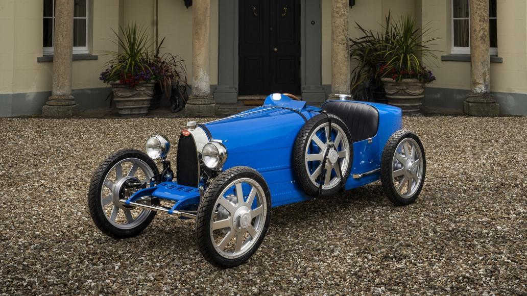 Bugatti Baby II electric car (5)