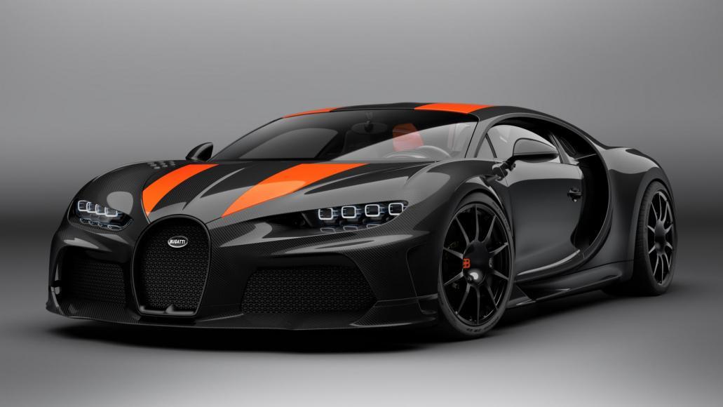 Bugatti Chiron Super Sport 300+ (1)