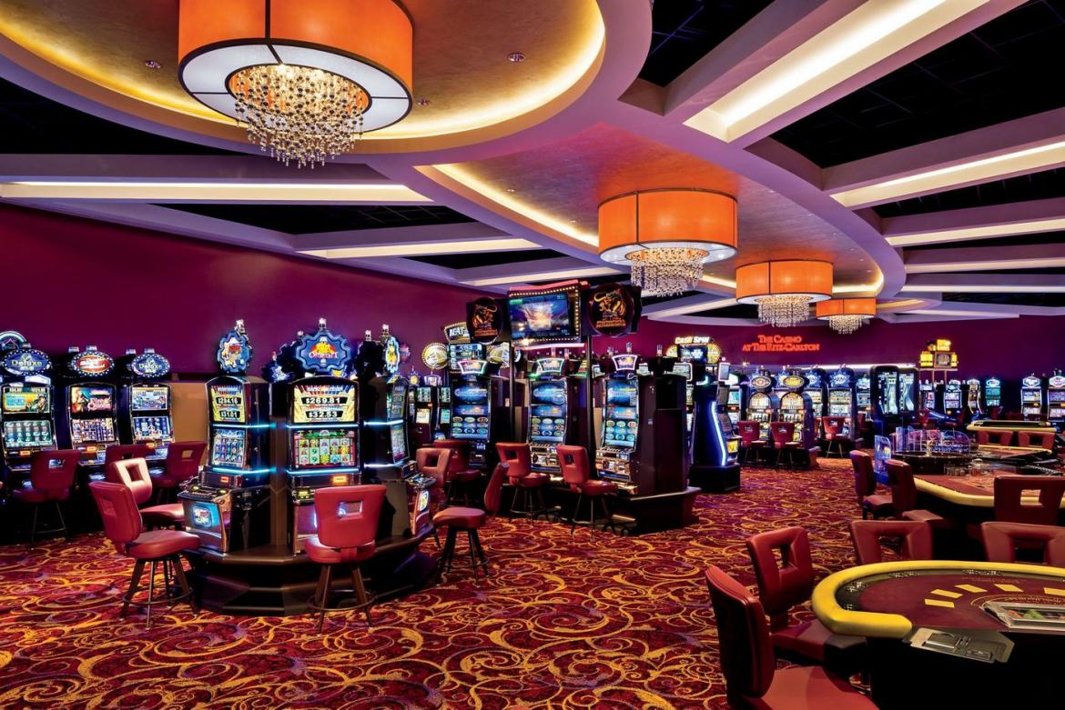 5 Casinos That Take Luxury to a Whole New Level -