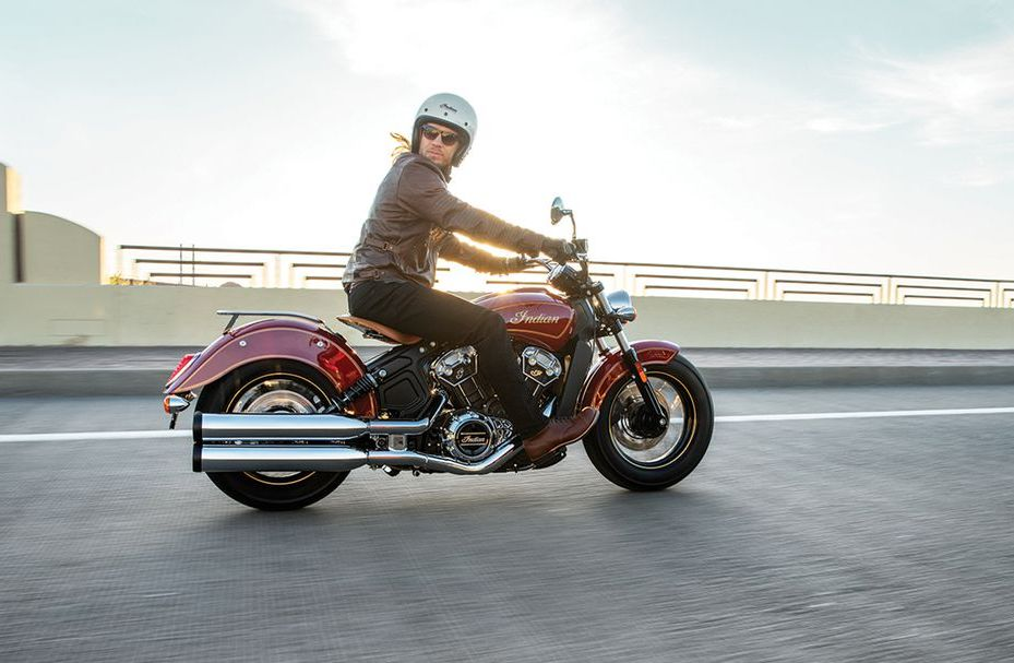 Indian Motorcycle Scout 100th Anniversary Edition celebrates the moniker's century-old history