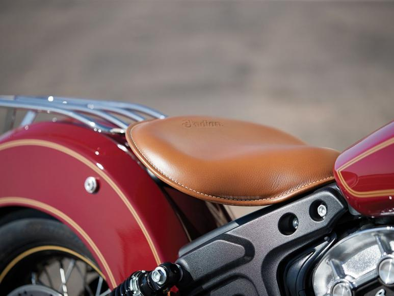 Indian Motorcycle Scout 100th Anniversary Edition (2)