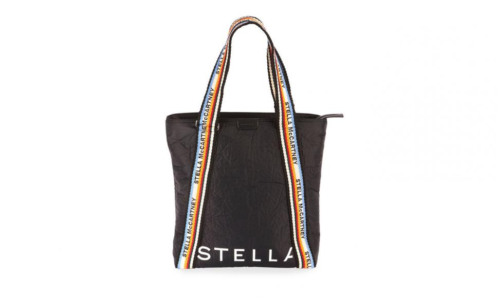 Stella McCartney Nylon Medium Tote Bag (1)