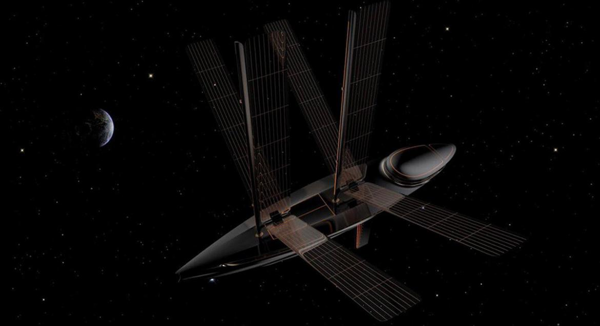 An orbital hotel that will be 3D printed in space -