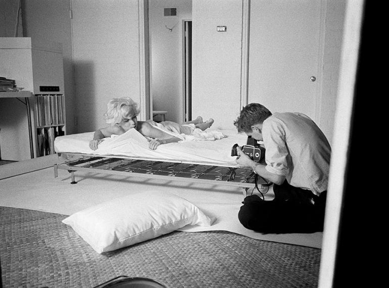 Christie S To Auction Two Iconic Marilyn Monroe Photos And