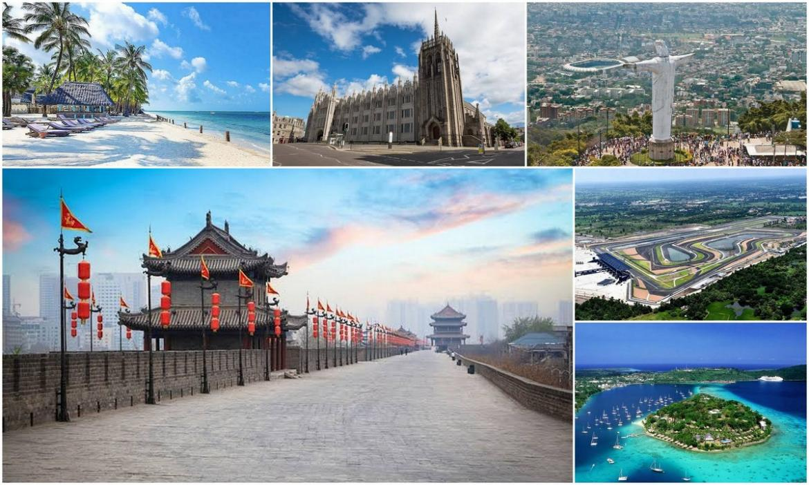 According to Airbnb these are the 11 most trending destinations for 2020 -