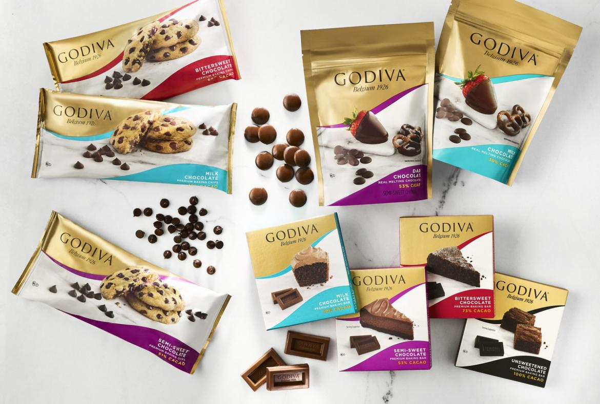 Bake mode on: Godiva's premium baking chocolate line now available to satiate your sweet tooth at home -