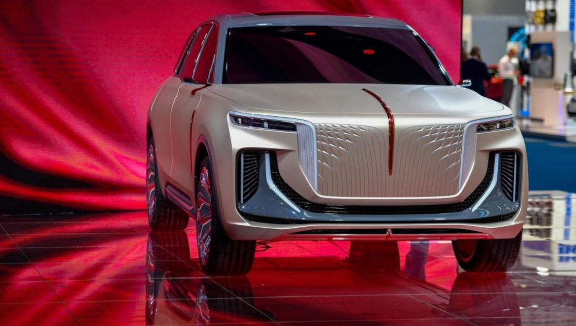 A Chinese company is planning to take on Rolls Royce with an ultra-luxury million dollar car -