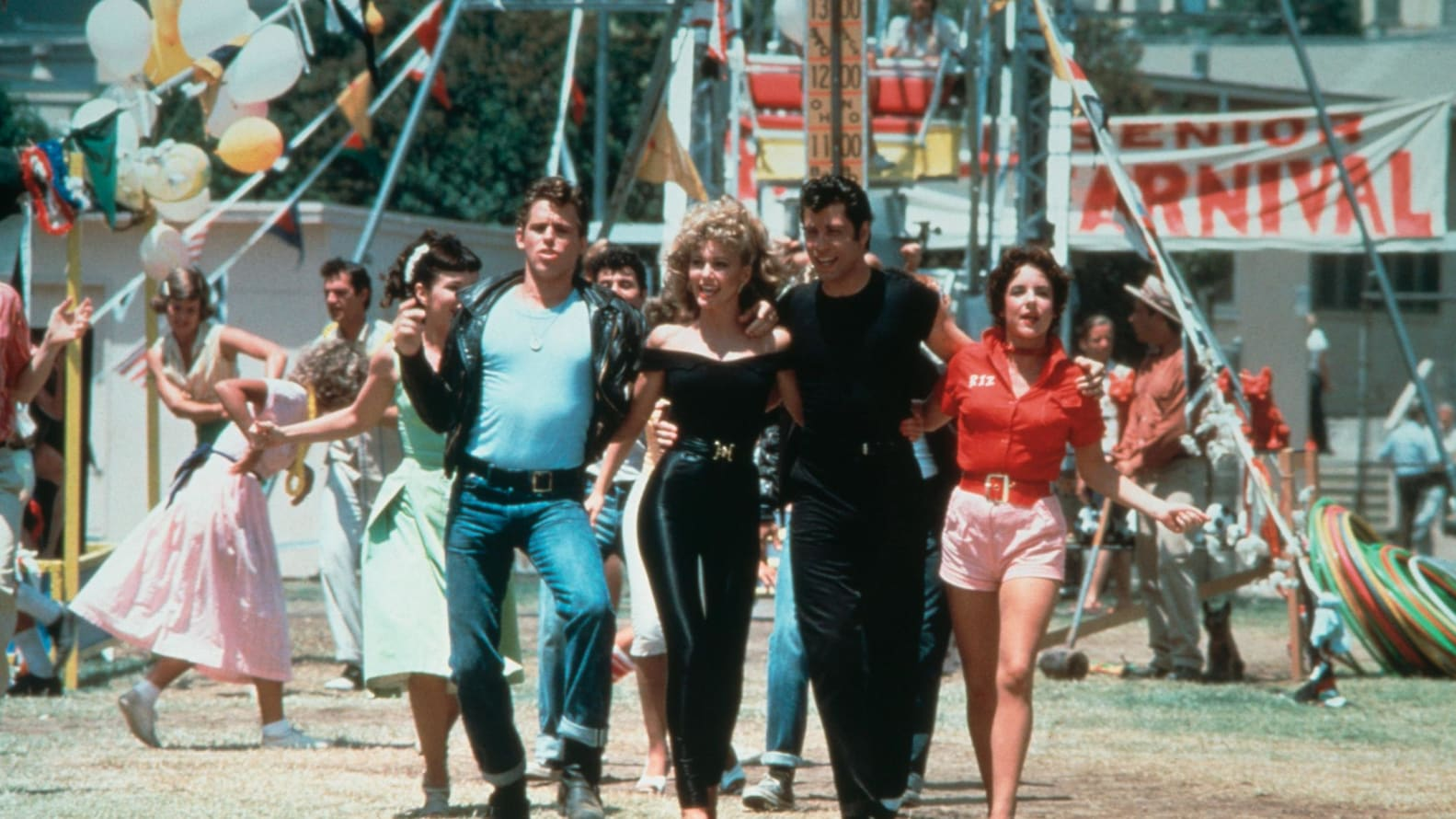 Auction Cars For Sale >> Olivia Newton-John's iconic grease outfit could fetch a whopping $200,000 on auction