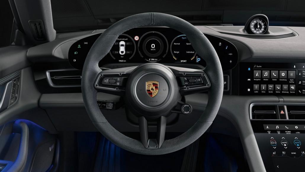 Porsche Taycan 4S (7)