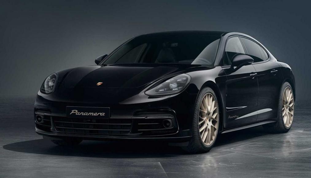 Porsche special edition Panamera (1)