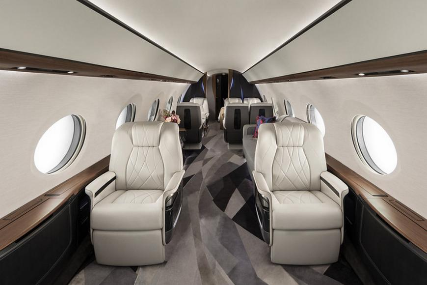 - QATAR AIRWAYS ANNOUNCED AS GULFSTREAM G700 LAUNCH CUSTOMER 3