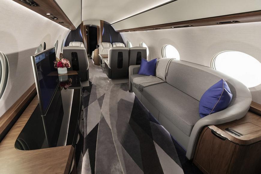 - QATAR AIRWAYS ANNOUNCED AS GULFSTREAM G700 LAUNCH CUSTOMER 4
