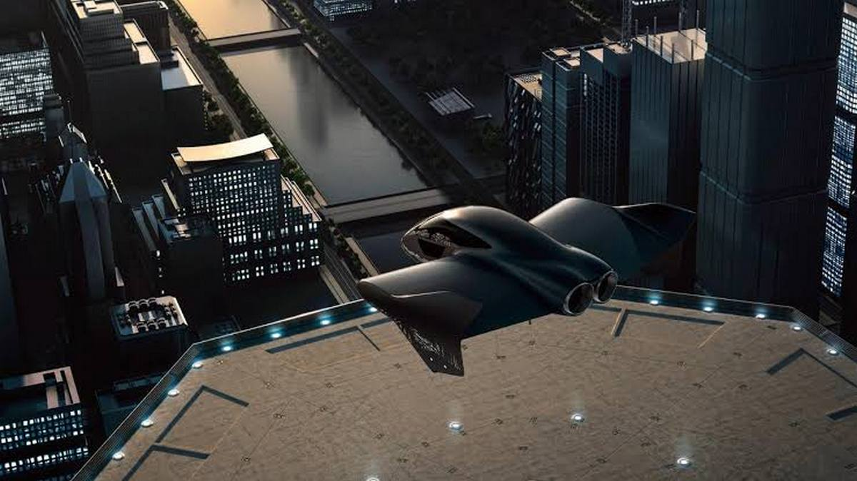 A 911 in the sky? Porsche is partnering with Boeing to develop flying electric cars