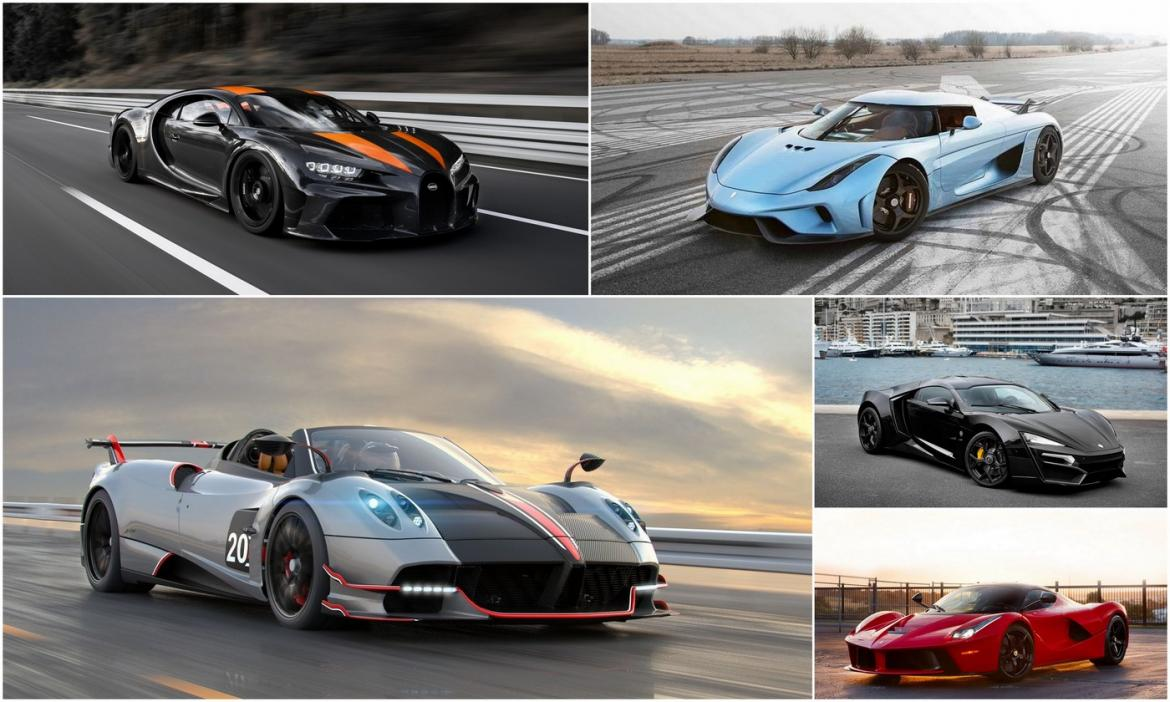 Our 7 favourite exotic cars from the past 10 years -