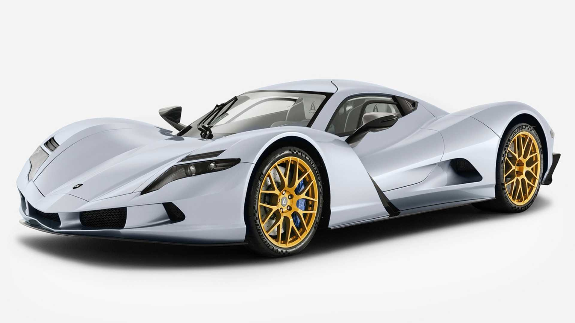 Forget Tesla - These are the fastest electric cars ever