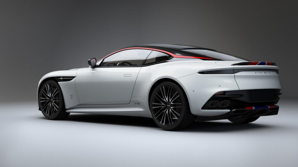 Aston Martin- DBS Superleggera Concorde Edition