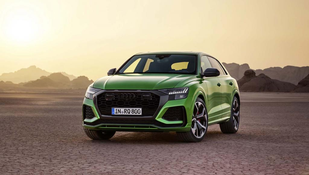 591 bhp and 0 to 60 mph in 3.8 seconds - The Audi RS Q8 is here to take on the Cayenne and Urus -