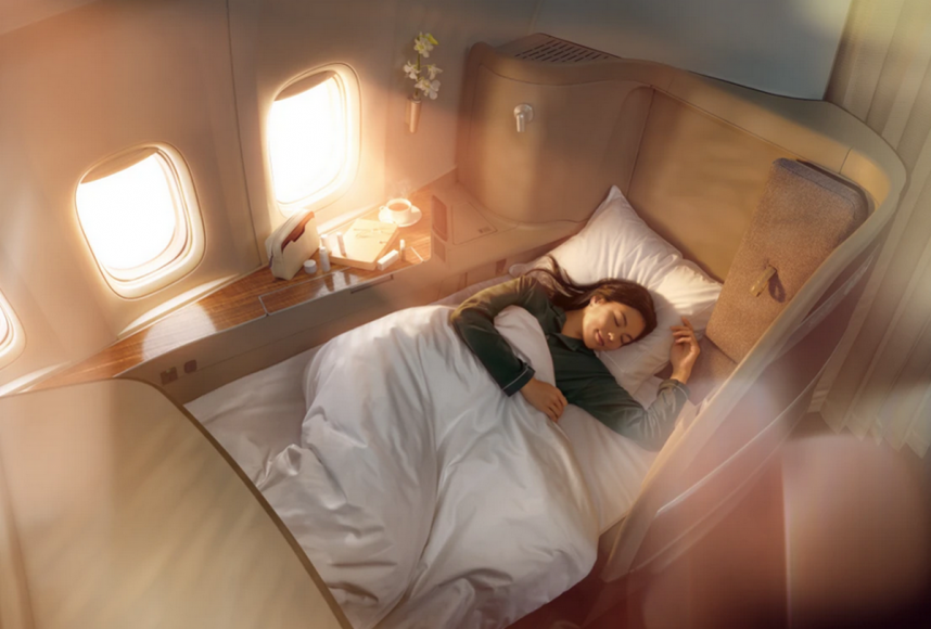 Cathay Pacific elevates its business and first-class experience -