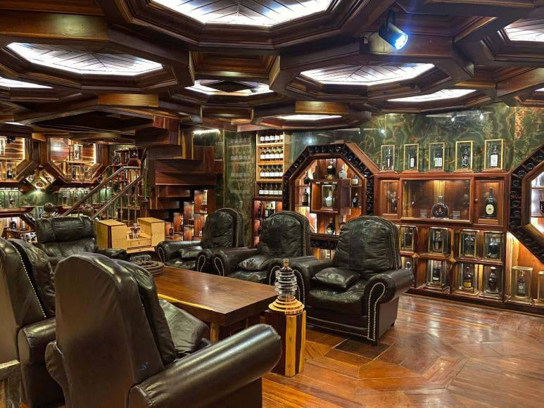 Take a look at this Vietnamese man's $16.7 million whiskey collection which is the most valuable in the world -