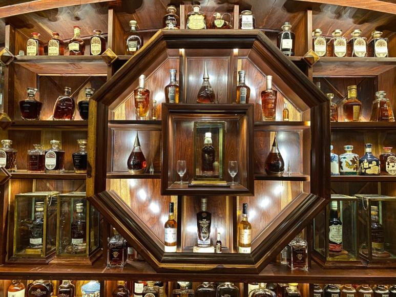 Guinness World Records whisky collection (4)