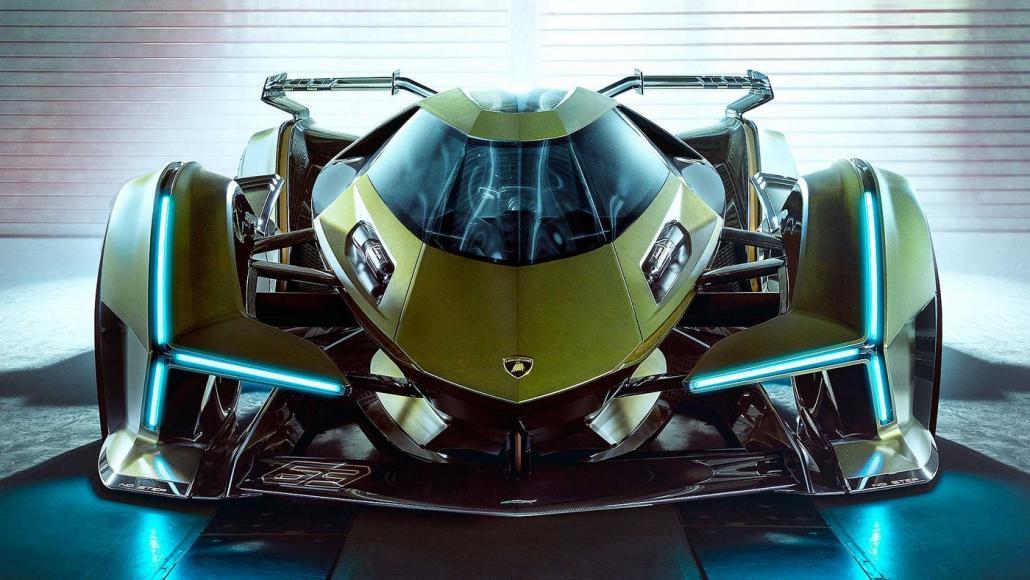 Lamborghini V12 Vision Gran Turismo Concept (3)