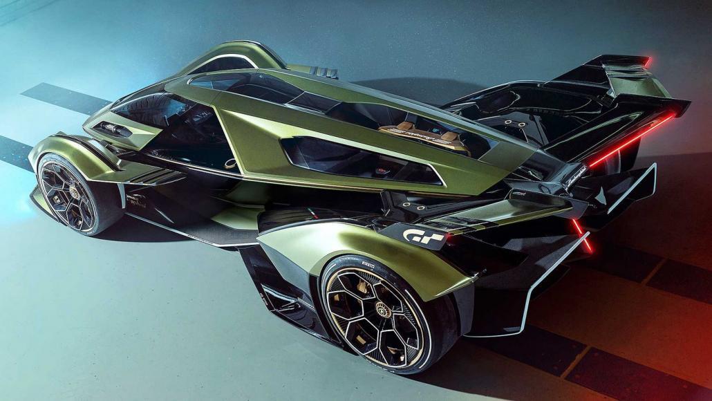Lamborghini V12 Vision Gran Turismo Concept (4)