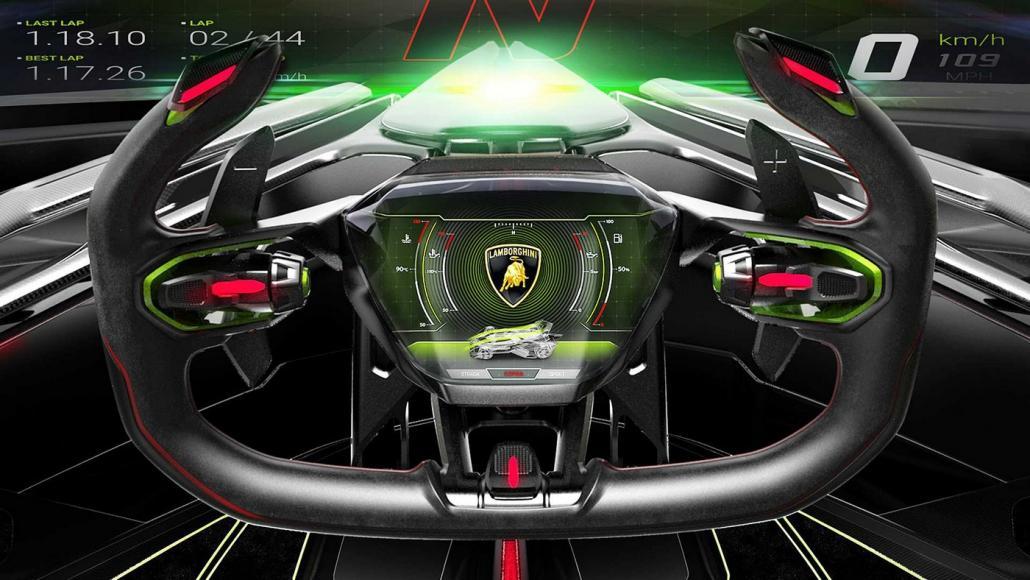 Lamborghini V12 Vision Gran Turismo Concept (5)